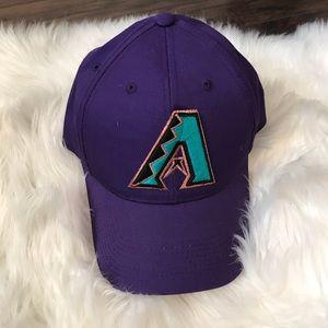 ARIZONA DIAMONDBACKS MLB THROWBACK BASEBALL CAP